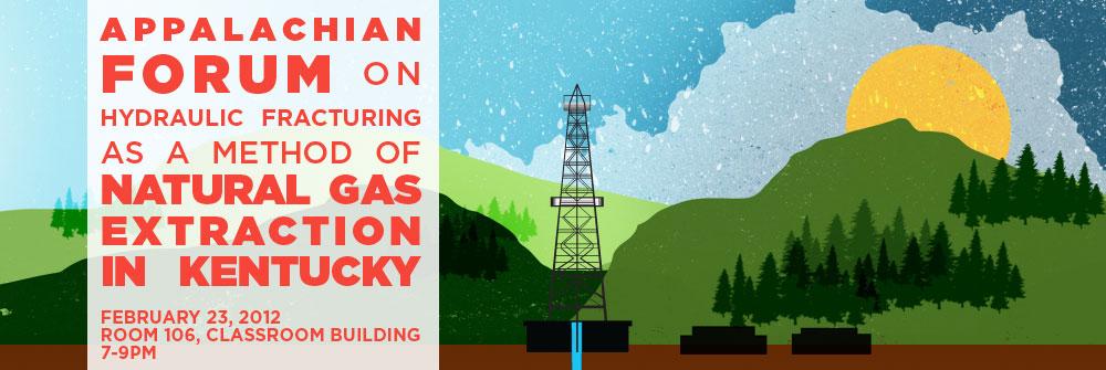 Appalachian Forum on Hydraulic Fracturing as a Method of ...
