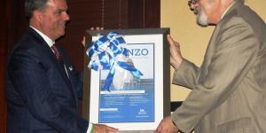 Trunzo receiving poster